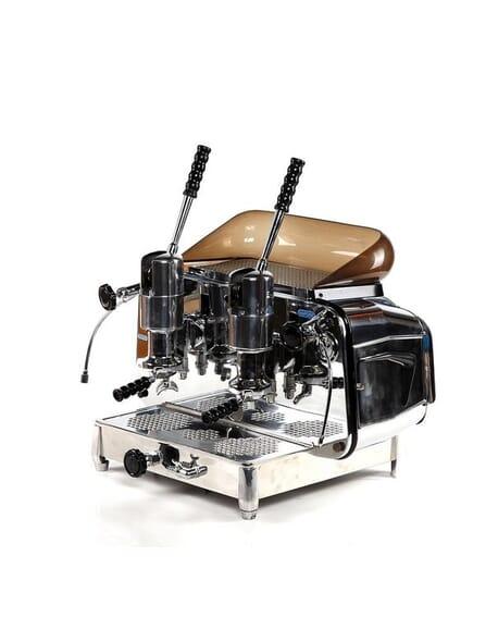 Faema President 2 gruppe espresso maschine
