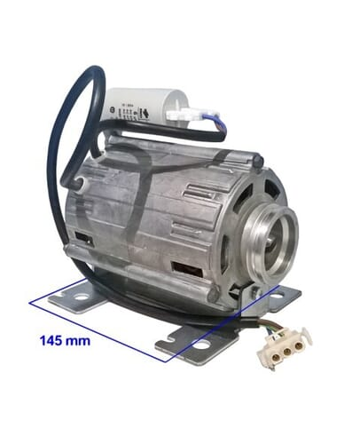 RPM clamp ring motor 150W 230V 50/60Hz
