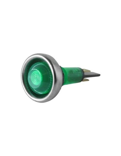 Green pilot light 220V