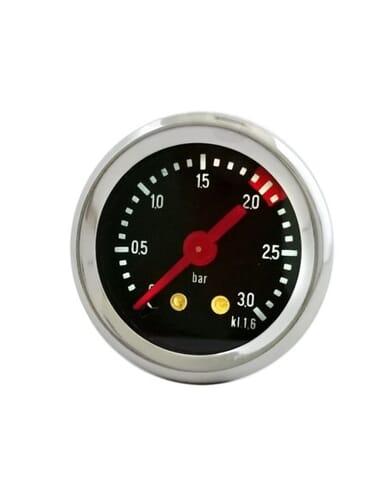 Gaggia boiler manometer 0 - 3 bar ELE 80