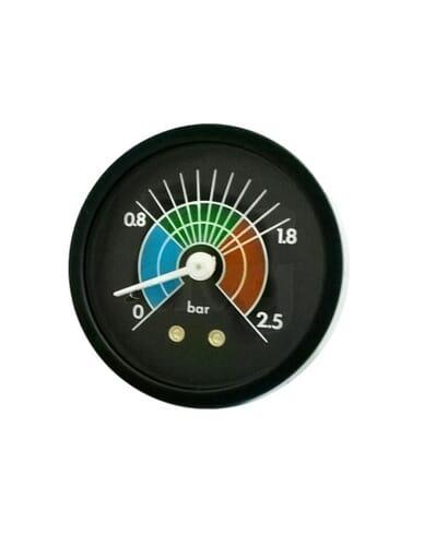 La Cimbali boiler manometer D.57 0-2.5 BAR