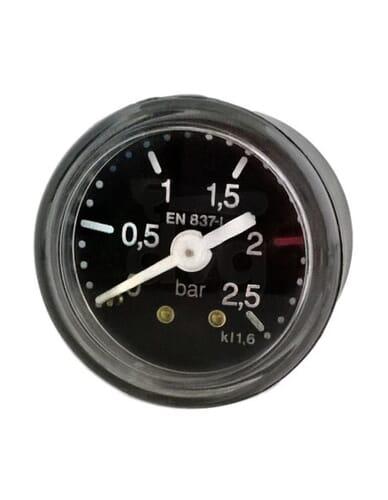 La Cimbali boiler manometer 0 - 2.5 bar