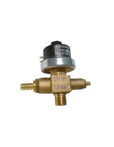 Pressure switch XP 110 0.5-1.5 bar 1/4