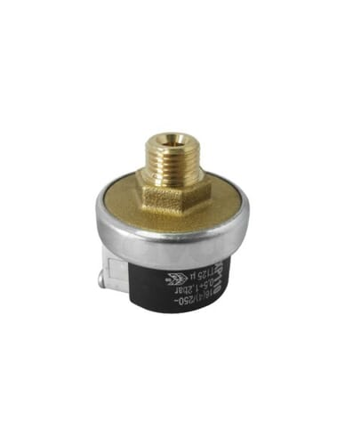 Pressure switch XP110 0.5 - 1.2 Bar