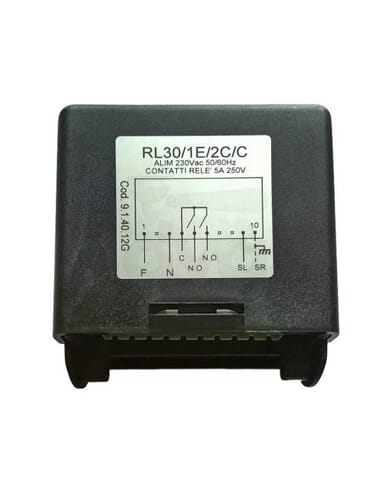 Level regulator RL30/1E/2C/C 230V