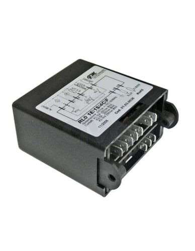 Level regulator RL0 1E/1S/4C/F 230VAC