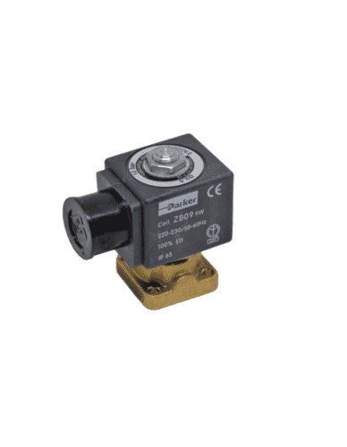 Parker magneetklep 2 weg 220/230V 50/60Hz 9W