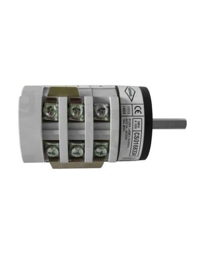 Faema P4-P6 main power switch 20A 3 poles