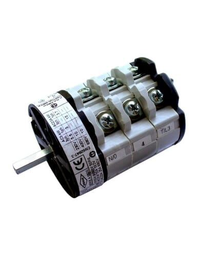 Gaggia main switch 25A 4 positions