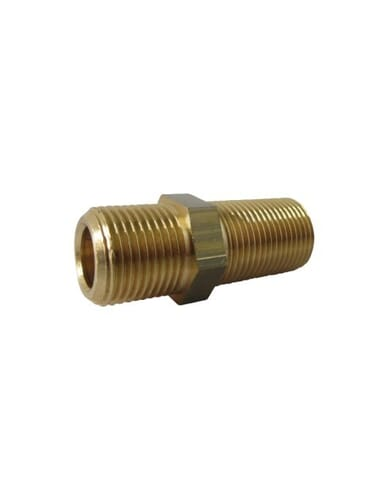"""Nipple 3/8""""M x 3/8""""M extended"""