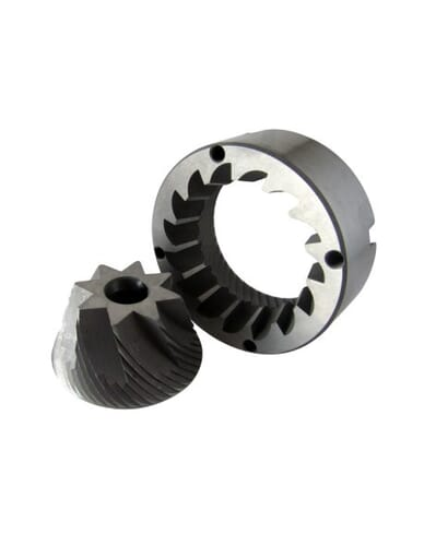 Macap M7K conical grinding blades