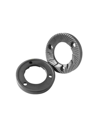 Rancilio grinding blades 75mm left