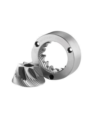 Mazzer Robur conical grinding blades 71mm Original