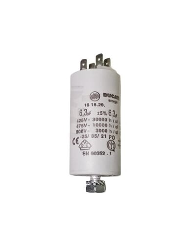Capacitor 6.3μF 450V
