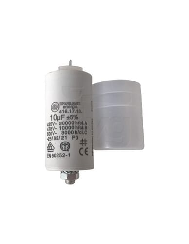 Capacitor 10μF 500V