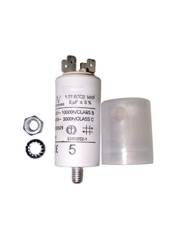 Capacitor 5μF 450V