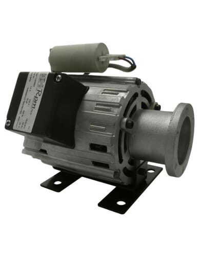 RPM screw motor with junction box 165W 230V