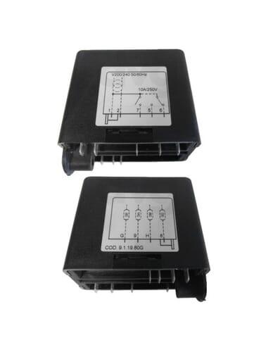 Level regulator 30/3ES/F 230V GC