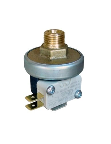 XP110 pressure switch 0,5 - 1,5 bar 1/4""