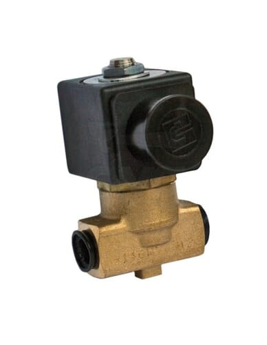 "Parker 2 way solenoid valve 1/4""1/4"" 24V AC"