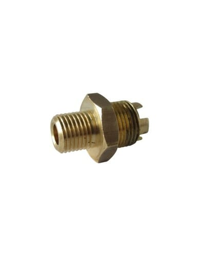 "Nipple 1/4""M non return valve"